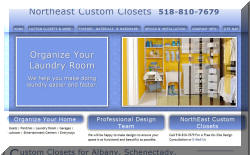 Northeast Custom Closets
